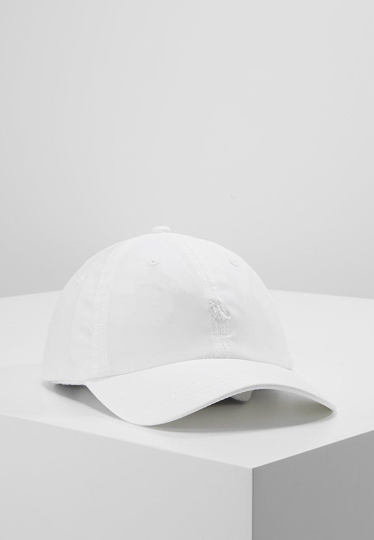 Polo Ralph Lauren Golf - ATHENA TECH HAT - Gorra - pure white