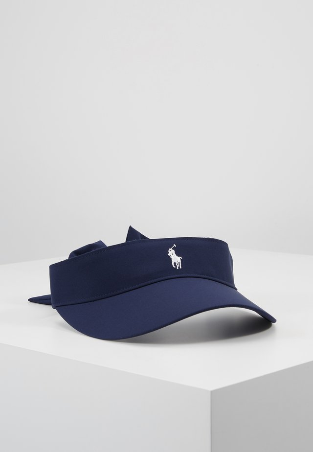 FAIRWAY VISR HAT - Czapka z daszkiem - french navy