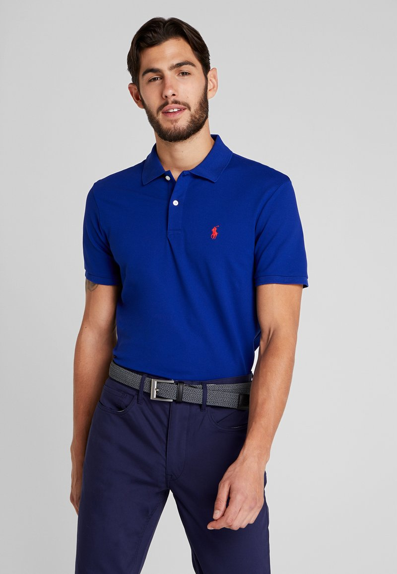 Polo Ralph Lauren Golf - SHORT SLEEVE - Funktionströja - sporting royal