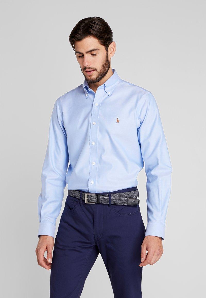 Polo Ralph Lauren Golf - LONG SLEEVE  - Hemd - light blue