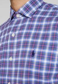 Polo Ralph Lauren Golf - LONG SLEEVE SPORT  - Košile - indigo sky/red multi - 4
