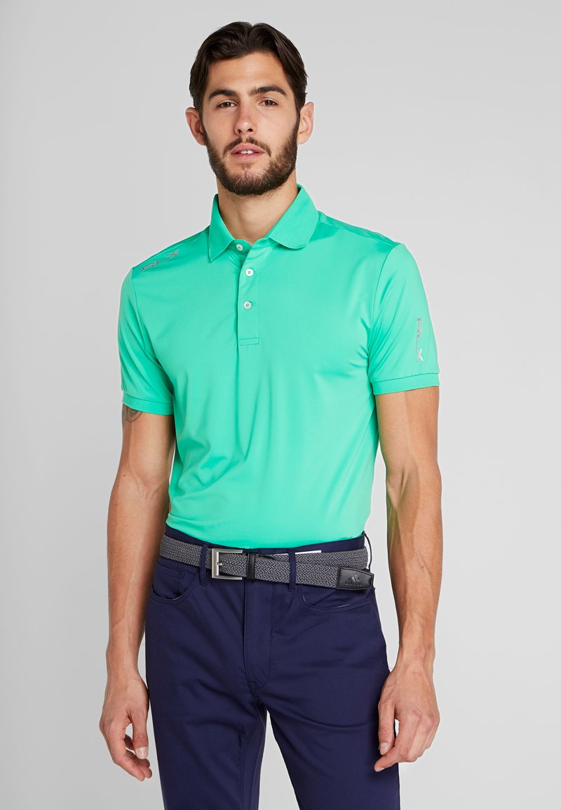Polo Ralph Lauren Golf - SHORT SLEEVE - Funktionströja - classic kelly