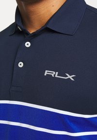 Polo Ralph Lauren Golf - SHORT SLEEVE - Funktionstrøjer - cruise royal/pure white - 4