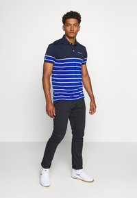 Polo Ralph Lauren Golf - SHORT SLEEVE - Funktionstrøjer - cruise royal/pure white - 1