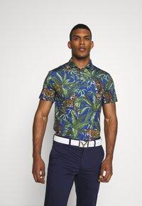 Polo Ralph Lauren Golf - Poloshirts - blue - 0