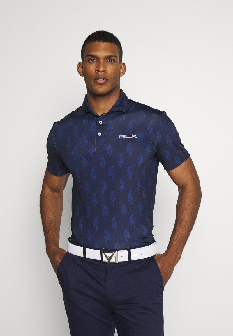 Polo Ralph Lauren Golf - Polotričko - french navy