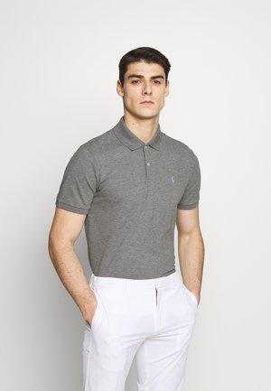 SHORT SLEEVE - T-shirt de sport - boulder grey heather
