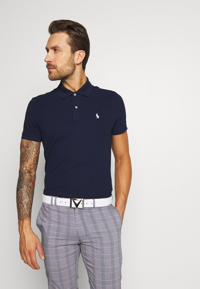 Polo Ralph Lauren Golf - SHORT SLEEVE - Funktionstrøjer - french navy
