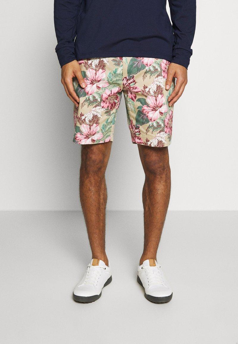 Polo Ralph Lauren Golf - ATHLETIC SHORT - Korte sportsbukser - wild hibiscus