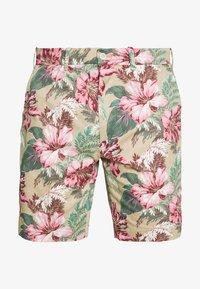 Polo Ralph Lauren Golf - ATHLETIC SHORT - Korte sportsbukser - wild hibiscus - 4
