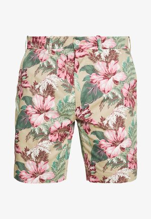 ATHLETIC SHORT - Träningsshorts - wild hibiscus