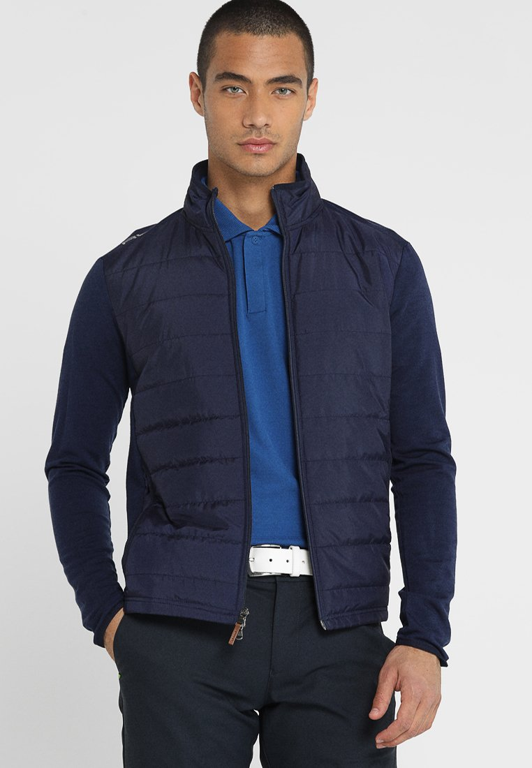 Polo Ralph Lauren Golf - COOL MOCKNECK - Outdoor jacket - french navy