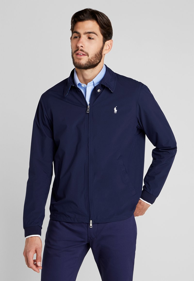 Polo Ralph Lauren Golf - JACKET - Regenjacke / wasserabweisende Jacke - french navy
