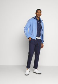 Polo Ralph Lauren Golf - HOOD ANORAK JACKET - Sportovní bunda - blue mist - 1