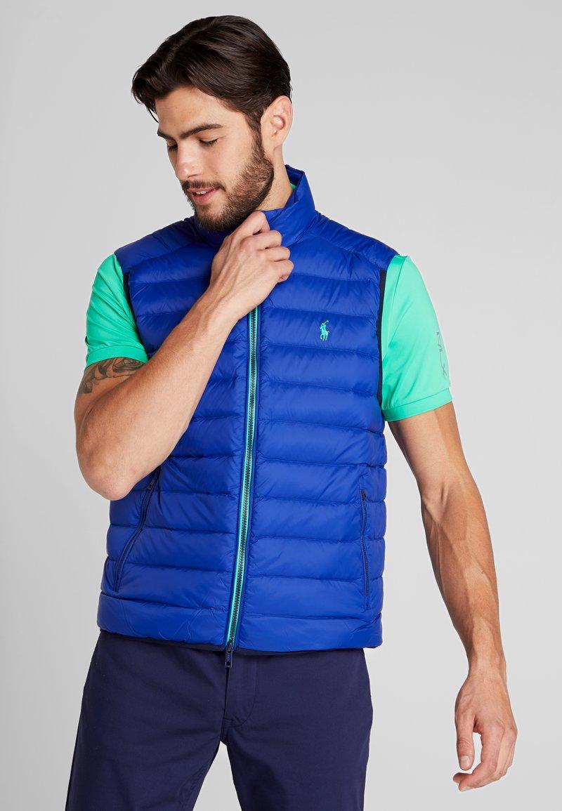 Polo Ralph Lauren Golf - VEST - Veste sans manches - sporting royal