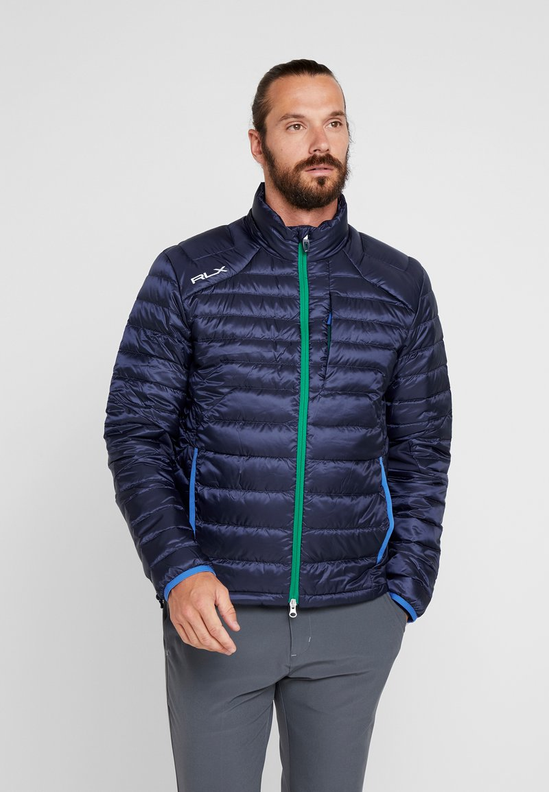 Polo Ralph Lauren Golf - PIVOT JACKET - Down jacket - french navy