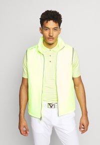 Polo Ralph Lauren Golf - GRAVITY VEST - Vesta - lime quartz - 0