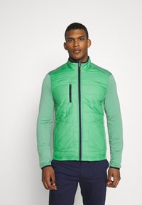Polo Ralph Lauren Golf - LONG SLEEVE - Outdoor jakke - haven green - 0