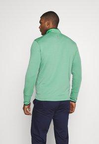 Polo Ralph Lauren Golf - LONG SLEEVE - Outdoor jakke - haven green - 2