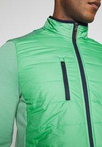 Polo Ralph Lauren Golf - LONG SLEEVE - Outdoor jakke - haven green - 3