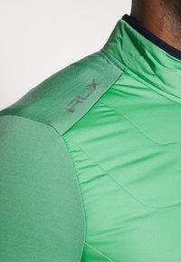 Polo Ralph Lauren Golf - LONG SLEEVE - Outdoor jakke - haven green - 5
