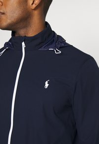 Polo Ralph Lauren Golf - HOOD ANORAK JACKET - Veste imperméable - french navy - 7