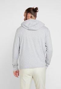 Polo Ralph Lauren Golf - HOOD BEAR LONG SLEEVE - T-shirt sportiva - light grey heather - 2