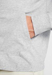 Polo Ralph Lauren Golf - HOOD BEAR LONG SLEEVE - T-shirt sportiva - light grey heather - 5