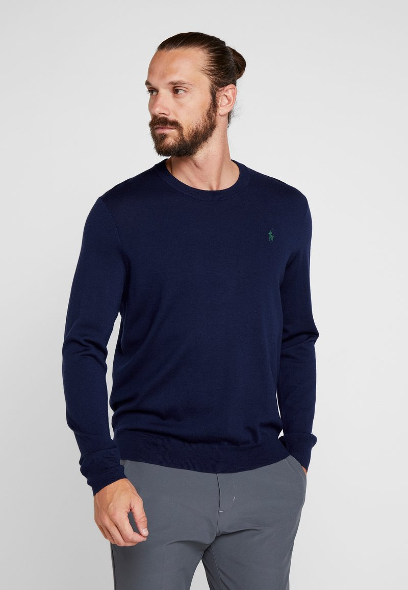 Polo Ralph Lauren Golf - LONG SLEEVE - Sweter - french navy