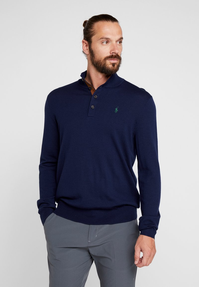 Polo Ralph Lauren Golf - LONG SLEEVE - Jumper - french navy