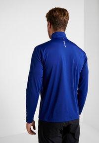 Polo Ralph Lauren Golf - LONG SLEEVE - Top sdlouhým rukávem - sporting royal - 2