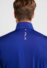 Polo Ralph Lauren Golf - LONG SLEEVE - Top sdlouhým rukávem - sporting royal - 4