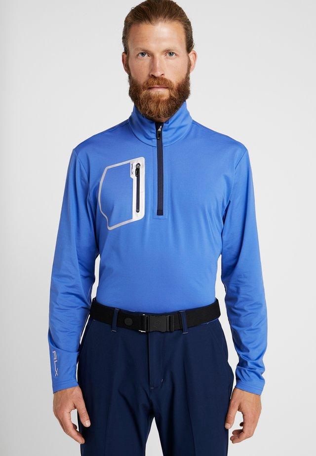 LONG SLEEVE - Long sleeved top - blue