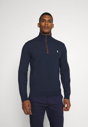 LONG SLEEVE - Felpa - medieval blue heather