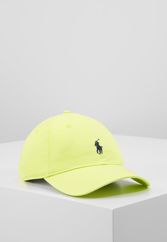FAIRWAY HAT - Czapka z daszkiem - lime quartz