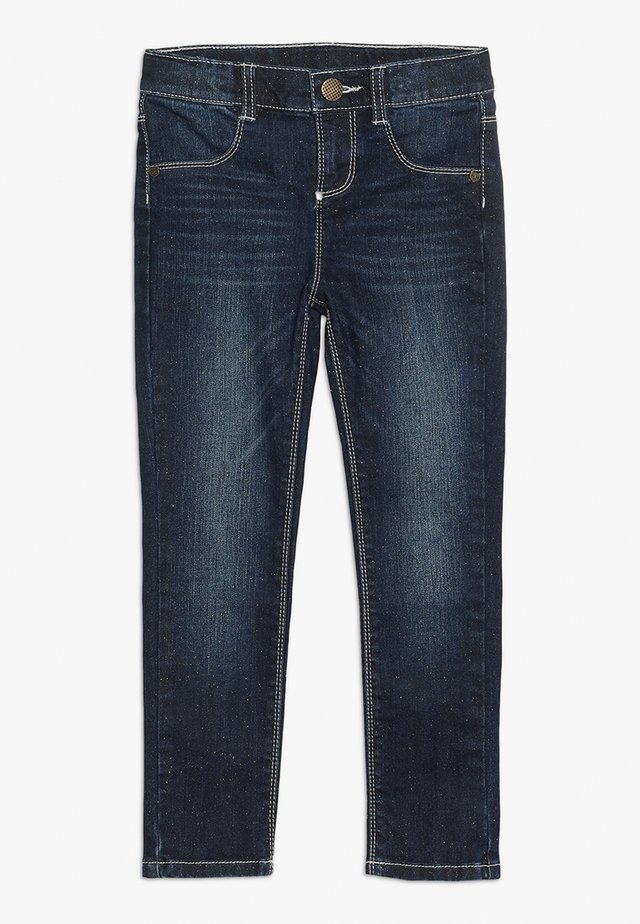 TROUSERS - Slim fit jeans - midnight blue