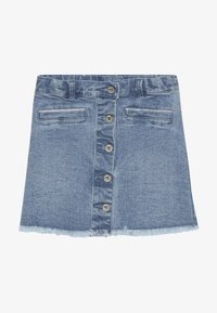 3 Pommes - SKIRT - Denimová sukně - indigo - 2