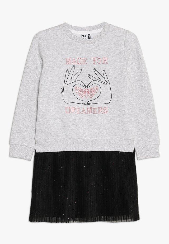 DRESS - Vestito estivo - mid china grey