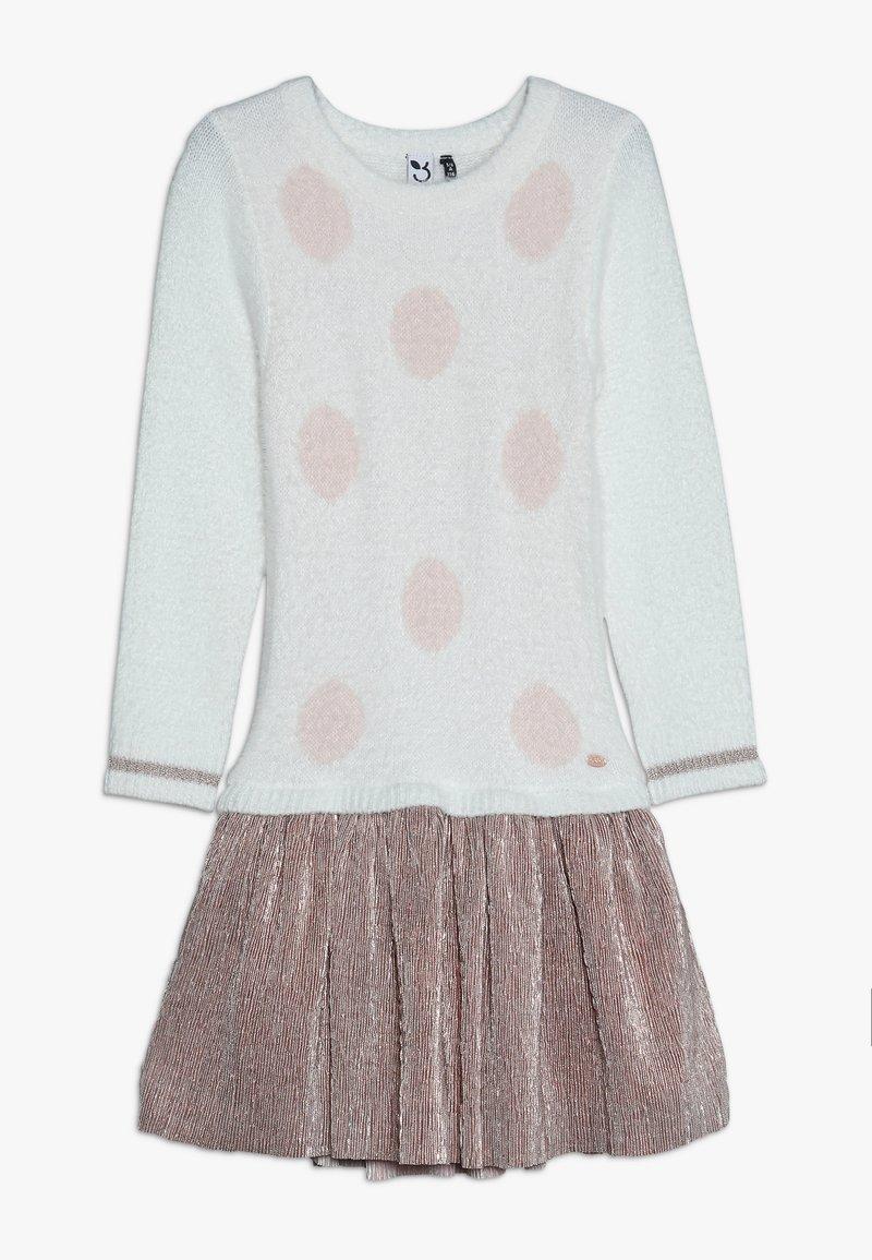 3 Pommes - DRESS - Jerseykleid - old pink