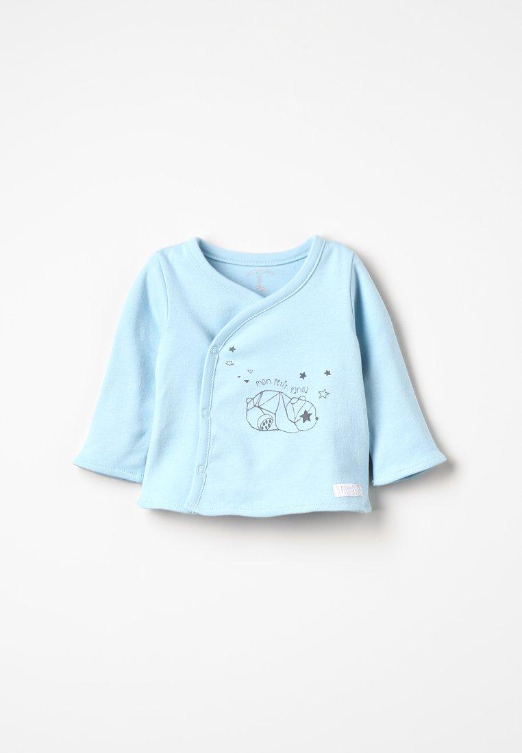 3 Pommes - BABY - Long sleeved top - lagune