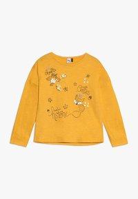 3 Pommes - Langærmede T-shirts - mustard - 0