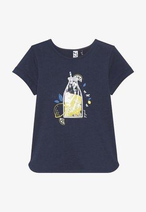 TEE SHORT SLEEVES - Camiseta estampada - blue night