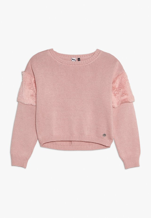 Jumper - old pink