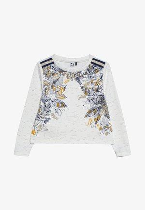 Sweatshirt - broken white