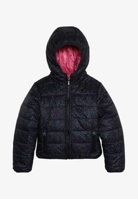 3 Pommes - JACKET REVERSIBLE - Winterjacke - black - 4