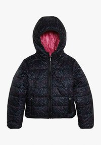 3 Pommes - JACKET REVERSIBLE - Winterjacke - black - 0