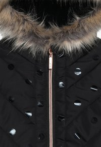 3 Pommes - COAT - Wintermantel - black - 4
