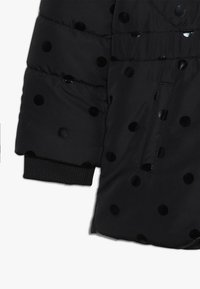 3 Pommes - COAT - Wintermantel - black - 2