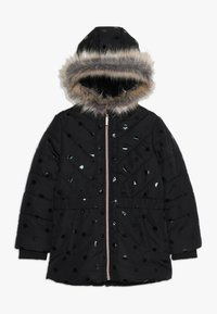 3 Pommes - COAT - Wintermantel - black - 0