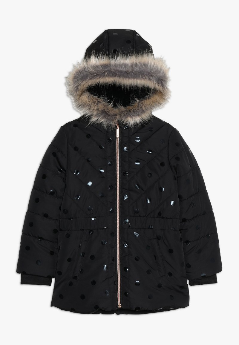 3 Pommes - COAT - Wintermantel - black